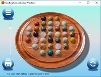 Multilingual Peg Solitaire for Windows