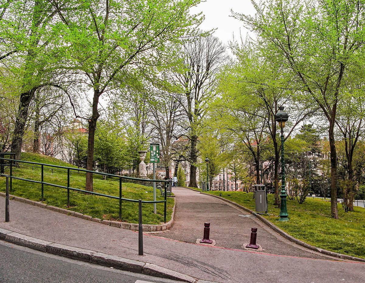 Jardin des plantes lyon 1er for Jardins de plantes